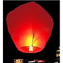 volo notturno cielo lanterne luce (da 100 unità)