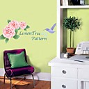 Flower Wall Sticker (0752 -P3-03(A))