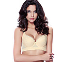 Cotton With Lace Demi Cup Multi-Way Unlined Wedding/ Party Bra