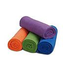 luxe de glissement des serviettes de yoga résistants