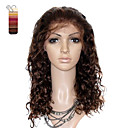 Full Lace Long Curly 100% India Reme Hair Wig Multiple Colors To Choose