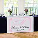 Table Centerpieces Personalize Reception Desk Table Runner - Flourish  Table Deocrations