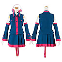 UTAU Kasane Teto Cosplay Costume