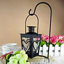 bruiloft decor hart ontwerp ijzer kaars lantaarn (meer kleuren)