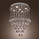 Candelabro de Cristal con 5 Luces - Diseño Barroco
