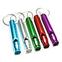 sifflet Survie / Sifflet Randonnées en alliage d'aluminium Vert / Rouge / Bleu / Violet / argent