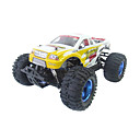 01:10 Voiture RC nitro gaz des terres Overlord monstre 18CC Moteur Truck RTR Fast Speed ​​Truck Toy Model
