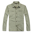 Valianly - Men's Nylon Quick Dry Shirt