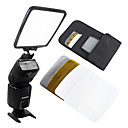 Flash Softbox Diffuser med papp & veske for Canon Nikon Sony Olympus Sigma Kamera