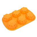 tournesol en forme de silicone gâteau biscuit moule (couleur aléatoire)