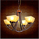 Chandeliers , Traditional/Classic Living Room/Dining Room/Bedroom Metal