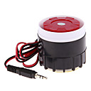 NEW Wired Mini Siren for Home Security Alarm System Horn Siren 120dB 12V