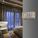 Crystal Square Wall Light In Electroplating Process 220-240V