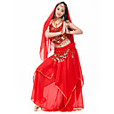 Belle performance mousseline Belly Dance Costumes For Ladies (plus de couleurs)