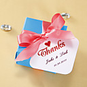 Personalized Favor Tags - Thanks (set of 36)