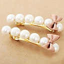 Fashion Color Alloy Barrettes For Women(1 Pc)