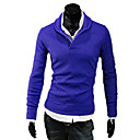 Men's Fashion Turndown Collar Sweater(Assorted Size,Assorted Color)