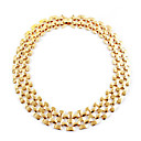 European Style Golden Chain Necklace
