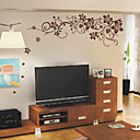 Flowers Plants Wall Decal Wall Stickers