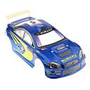 Blue Shell Cuerpo de 1:10 R / C Car artículo # YX00469