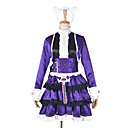 League Of Legends Annie Purple Lolita Dress Cosplay Costume