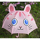 Lasten Cat Creative Cartoon Umbrella