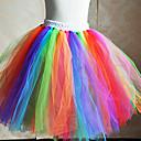 barnas Dancewear tutu ballett fargerik tyll dans og fest kjole