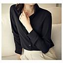 Women's  Fashion Long Sleeve Chiffon
