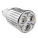 GU10 9 W 3 High Power LED 900 LM Warm White MR16 Spot Lights AC 85-265 V