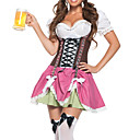doux bière Oktoberfest fille costume des femmes (une taille)
