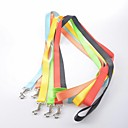 Pure Color Nylon Leash for Pets Dogs (Assorted Colors)