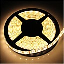 Waterproof 5M 72W 300*5050 SMD 4800LM  Warm White Light LED Strip Lamp(DC12V)