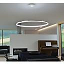 hanglamp modern design woon LED-ring