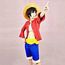 One Piece Monkey·D·Luffy Two Years Later - anime/cosplay-kostym