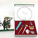 The Legend of Zelda Master Sword Model Keychain