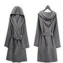 2014 New Arrival Western Fashion Import Hooded Coat Close Fitted Cloth Lady's Coat