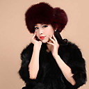 Fur Accessories Fur Hat Raccoon Fur Special Occasion/Casual Hat(More Colors)
