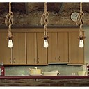 40W Traditional/Classic / Rustic/Lodge / Vintage / Country / Retro Pendant LightsLiving Room / Bedroom / Dining Room / Study Room/Office