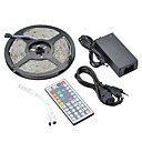 Waterproof 5M 36W 150x5050 SMD RGB Light LED Strip Light Kits(DC 12V)