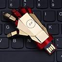 zp unidad 32gb patrones de mano estilo de metal lápiz USB Flash