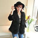 Fur Coats Women's Lambs Wool Beach Wool Fur Jacket (More Color)