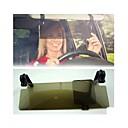 placa viseras sombra automóvil antideslumbrante día y noche sol