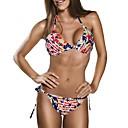 Women's Sexy National Flag Style Bikini Set