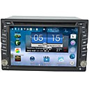 DVD Player Automotivo - 2 Din - 800 x 480 - 6.2 polegadas