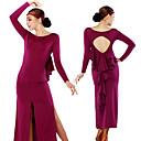 Latin Dancewear Woman's Sexy Latin Dance Dress(More Colors)
