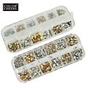 1200PCS Mixs Model Rivet Nail Art Decorations
