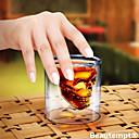 Drinkglas Kristallen Schedel