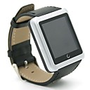 Uwatch U10L Wearables Smart Watch, Hands-Free Calls/Media Control/Sleep Tracker for Android/iOS
