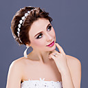 Women's/Flower Girl's Rhinestone/Alloy Headpiece - Wedding/Special Occasion/Casual Tiaras/Headbands 1 Piece