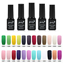 1PC Yiday Soak-off UV & LED Color Gel Polish (No.25-48 Colors Available)